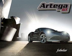 Artega GT 3D