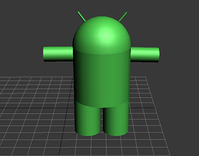 Android 3D asset