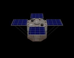 AcrimSat FINAL 3D asset