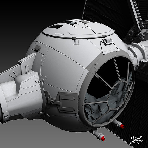 Star Wars Imperial Tie Fighter