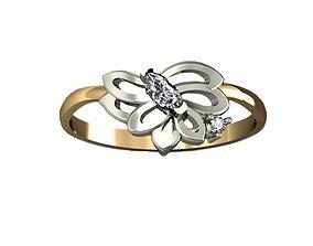 3D printable model Ring 658
