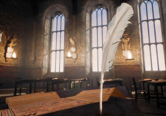 Hogwarts Great Hall (WIP)_01