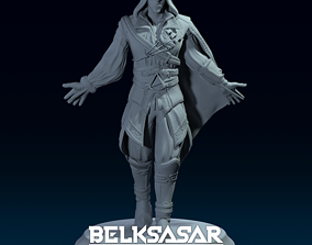 3D printable model Assassins creed 2 Fanart - Ezio