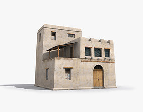 Arab x27 3D model