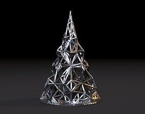 Christmas tree Christmas decoration 3D print model