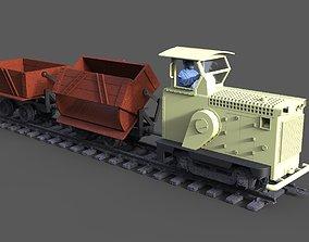 3D print model Field railway