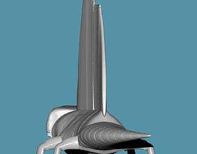Dimetrodon Loomisi All Parts STL 3D print model