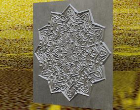 Mandala Art 3D print model