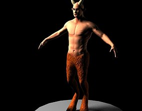 Satyrs 3D model