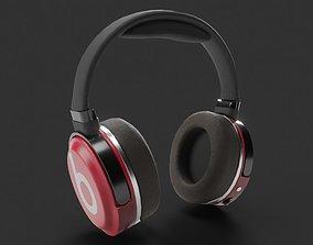 3D asset Beats Headphone