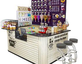 3D CafeShop