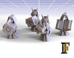 3D print model Minion chaos