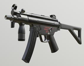 HK MP5K 3D PBR