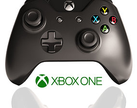 Xbox One Controller 3D