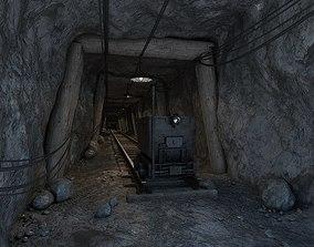 Mine Scene 3D