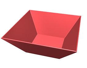 Nut Bowl 3D print model
