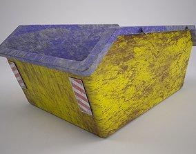 Dumpster - Waste Skip 3D model