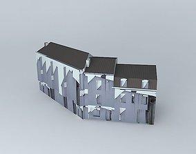 3D model Homes and garages