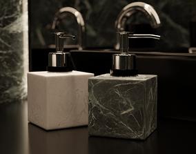 3D rigged Soap dispenser