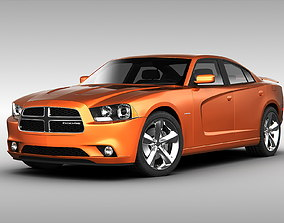 3D Dodge Charger 2013