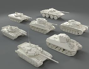 Tank 3D Models | CGTrader