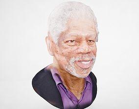 Morgan Freeman 3D