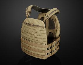 3D asset Tactical VEST