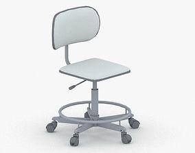 3D asset 0761 - Office Chair