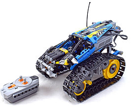 LEGO-RC Racer 42095 3D model