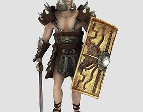 3D model Spartacus