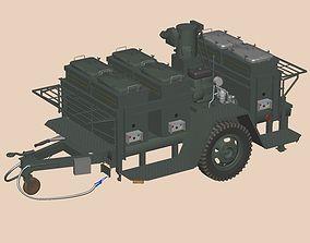 3D Japan Ground Self-Defense Force Field kitchen type1