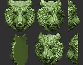 Tiger tigress 3D print model