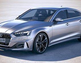 Audi A5 Sportback 2020 3D
