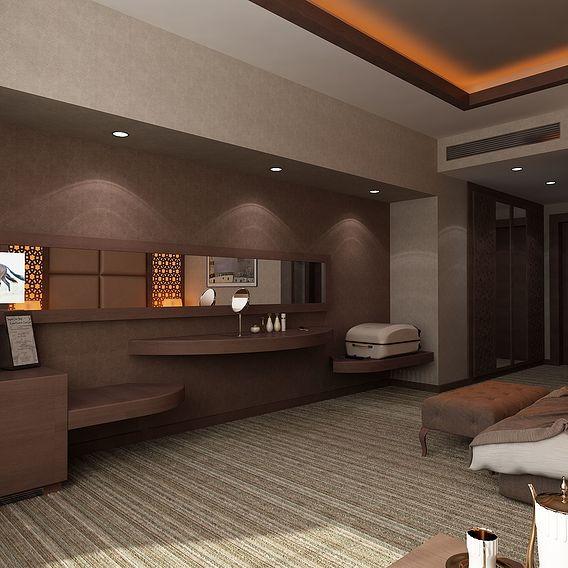 HOTEL ROOM TAHRAN
