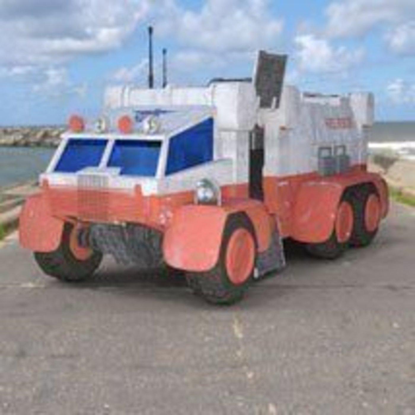 Sci-Fi Truck