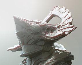 3D printable model Traveler Helm