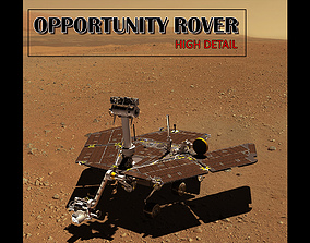 3D OPPORTUNITY ROVER