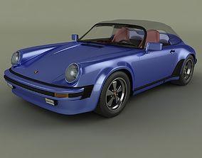 Porsche 911 Speedster 3D