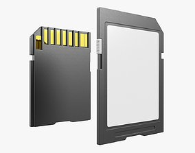 3D Memory card ultra SD