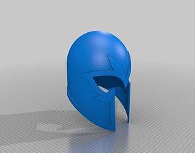 Magneto Helmet 3D print model
