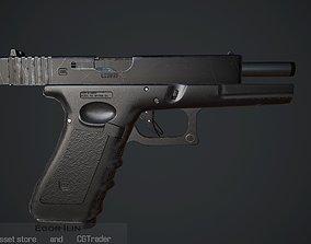 3D model Glock 18
