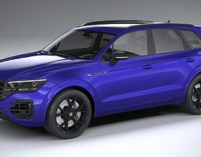 3D Volkswagen Touareg R 2021