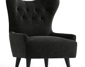 MD House Opera armchair 3D