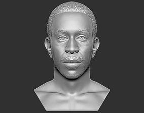 Ludacris bust 3D printing ready stl obj formats