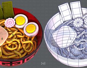 Ramen01 3D asset realtime