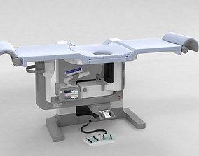 3D model Hologic Affirm Prone Biopsy System
