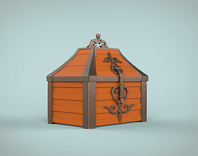 furnishing 3D model Chest