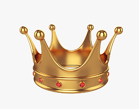 Crown 3D king