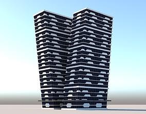 3D model Skyscraper 6