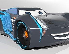 Jackson Storm Cars 3 model VR / AR ready